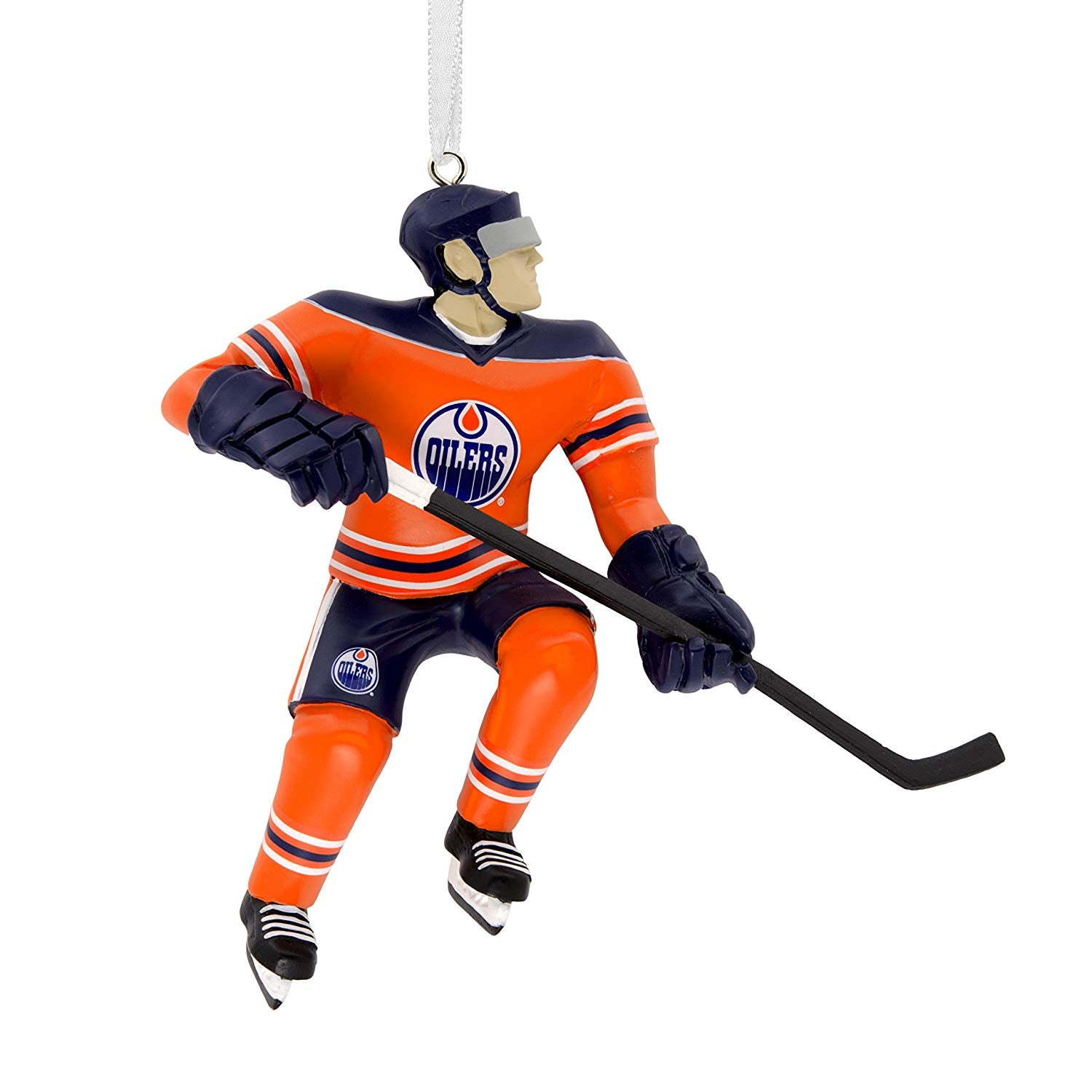 NHL Edmonton Oilers Hallmark Ornament - Sons of Hockey
