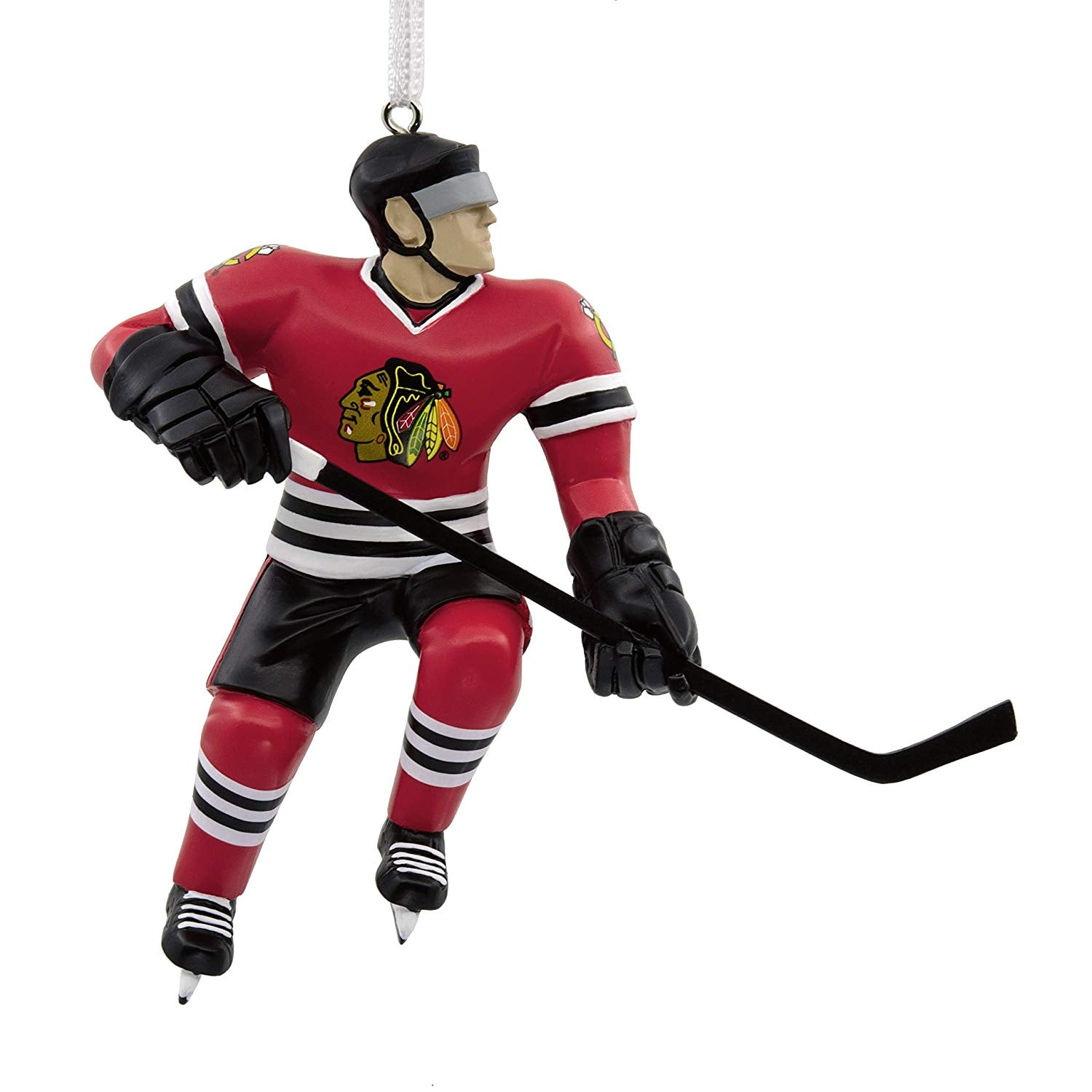 NHL Chicago Blackhawks Hallmark Ornament - Sons of Hockey