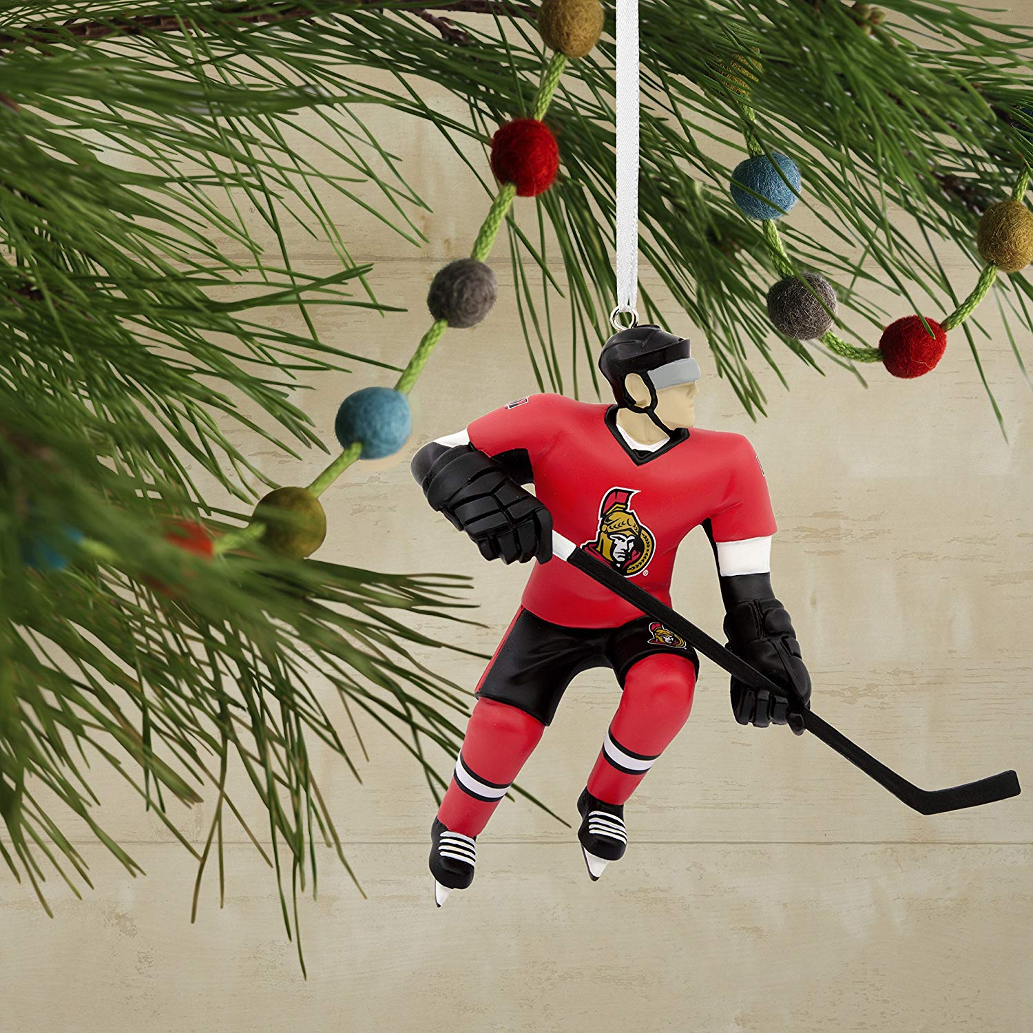 NHL Ottawa Senators Hallmark Ornament - Sons of Hockey