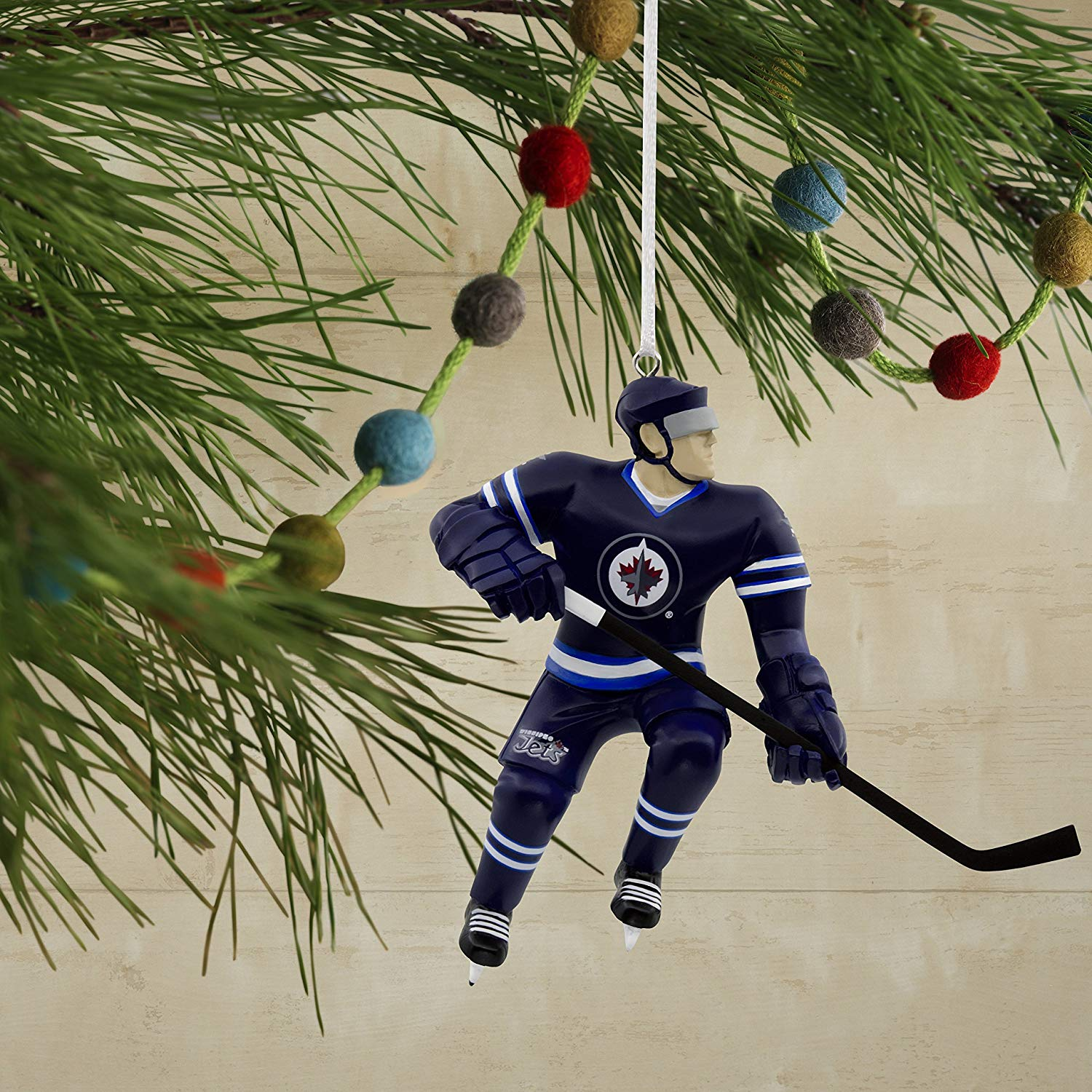 NHL Winnipeg Jets Hallmark Ornament