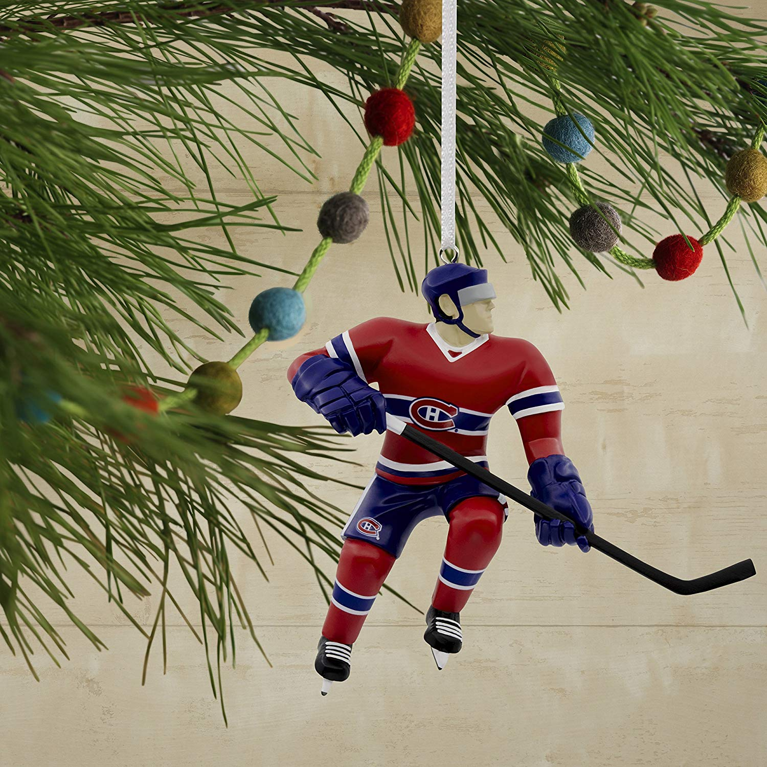 NHL Montreal Canadiens Hallmark Ornament - Sons of Hockey