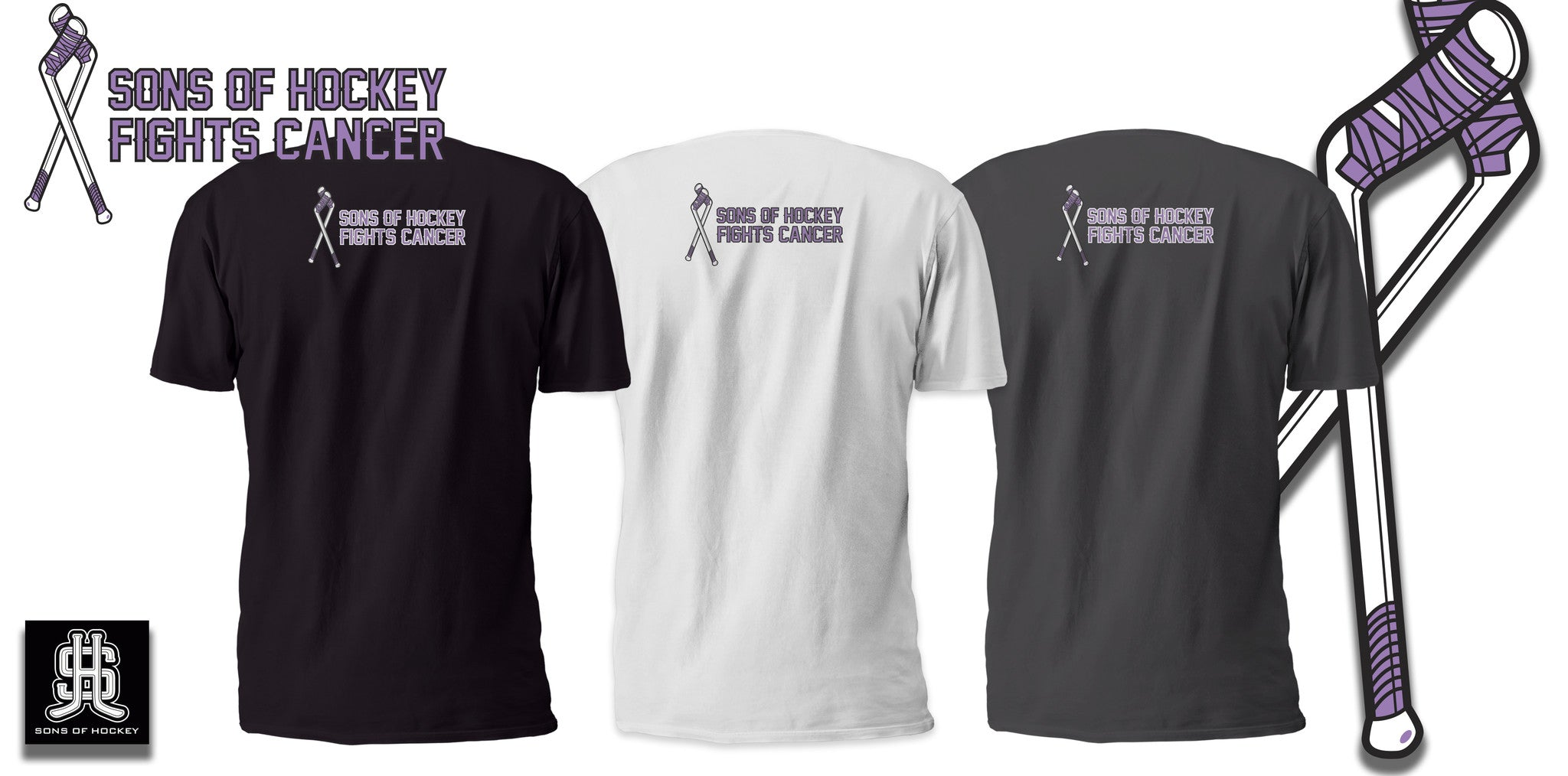Crest - Hockey Fights Cancer