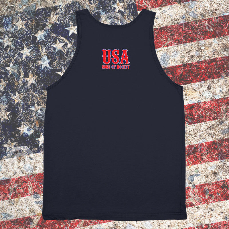 Keeper USA Tank Top