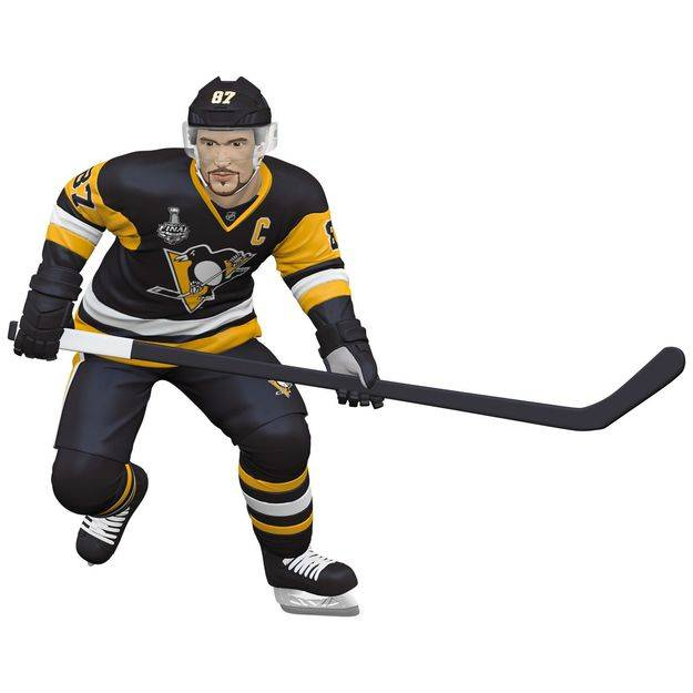 Sidney Crosby 2017 Pittsburgh Penguins Hallmark Ornament