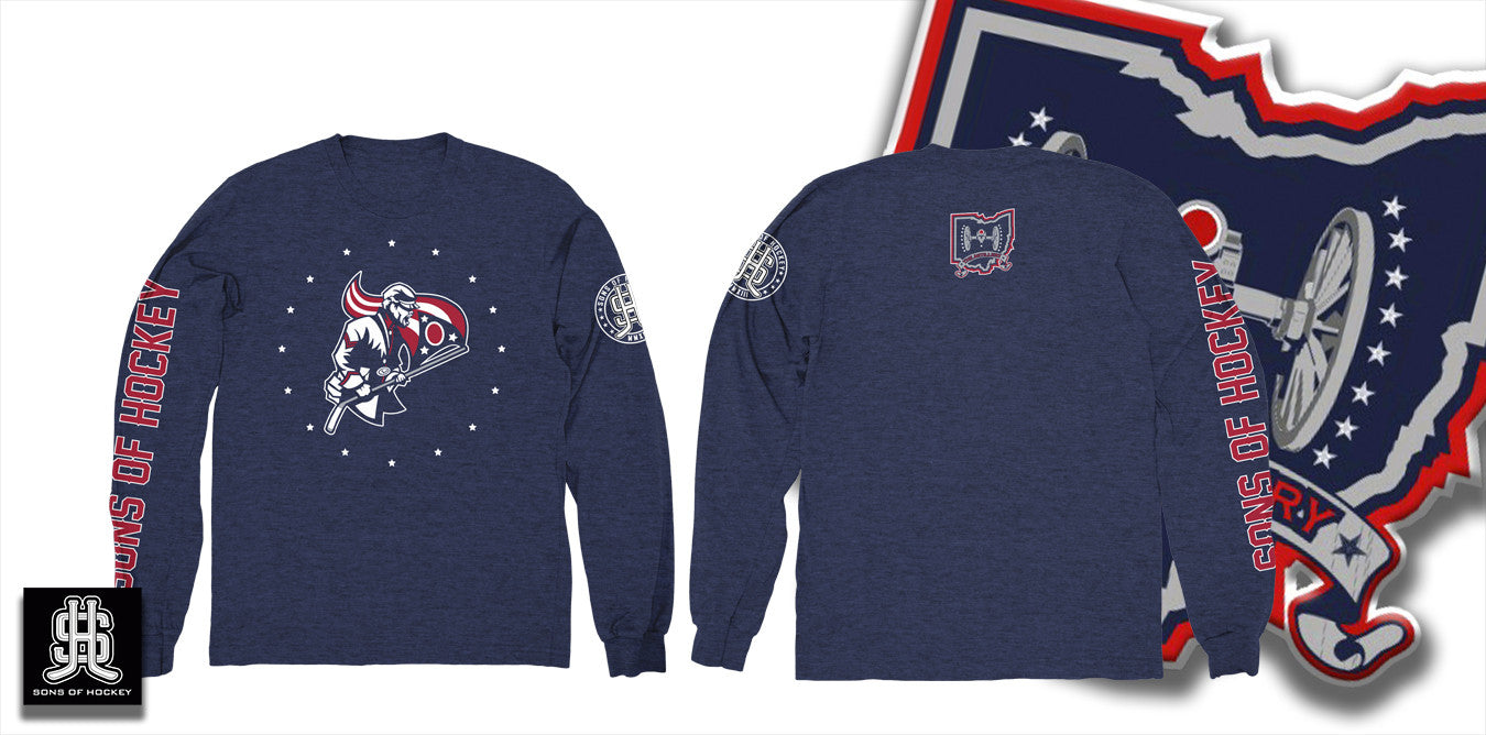 The Flag Bearer - Long Sleeve Tee