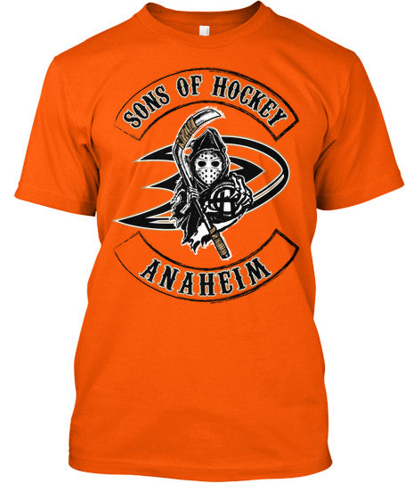 Keeper - Anaheim Edition - Sons of Hockey