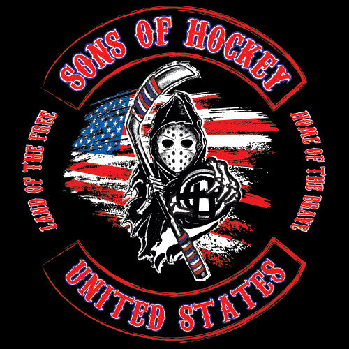 Keeper USA Edition - Sons of Hockey