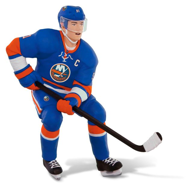 John Tavares 2016 New York Islanders Hallmark Ornament - Sons of Hockey