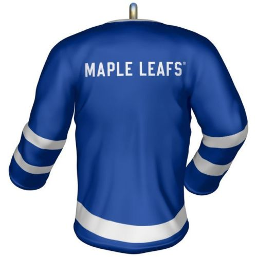 Toronto Maple Leafs Jersey 2017 Hallmark NHL Ornament