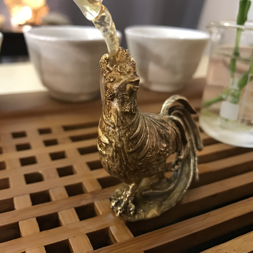 Yin Fire Rooster - Lunar New Year 2017