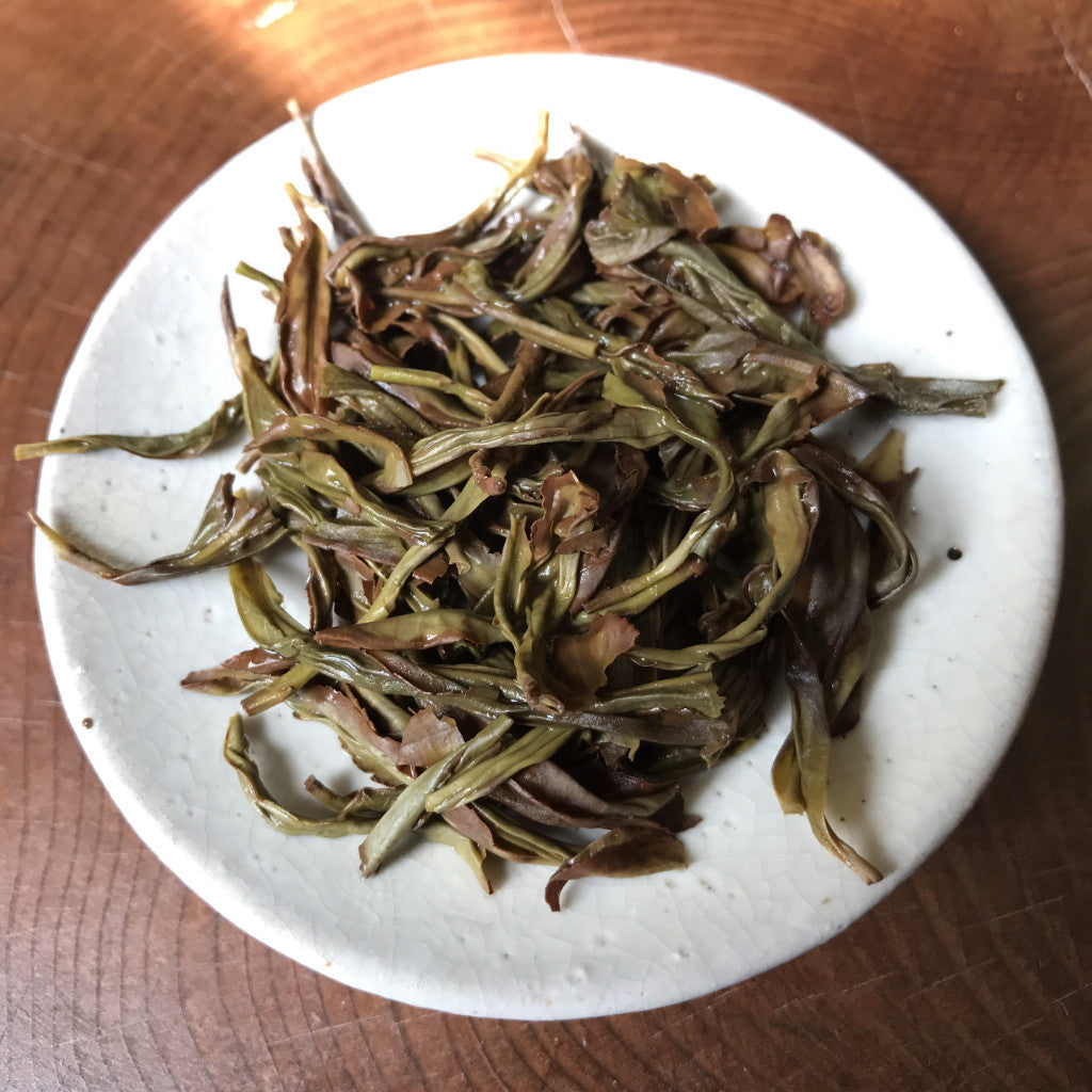 Honey Orchid Fragrance Oolong Tea - Phoenix Mountain Dancong