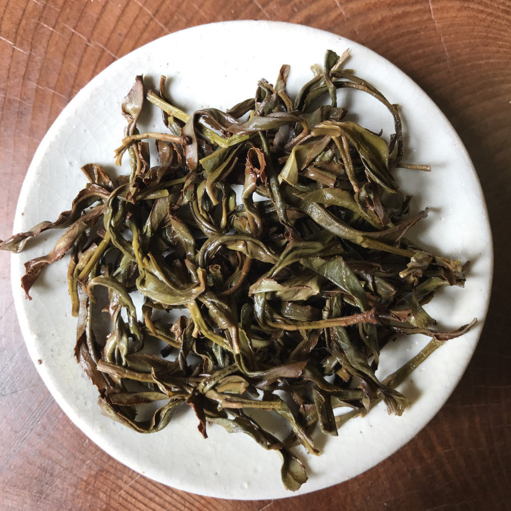 Almond Fragrance Oolong Tea - Phoenix Mountain Dancong