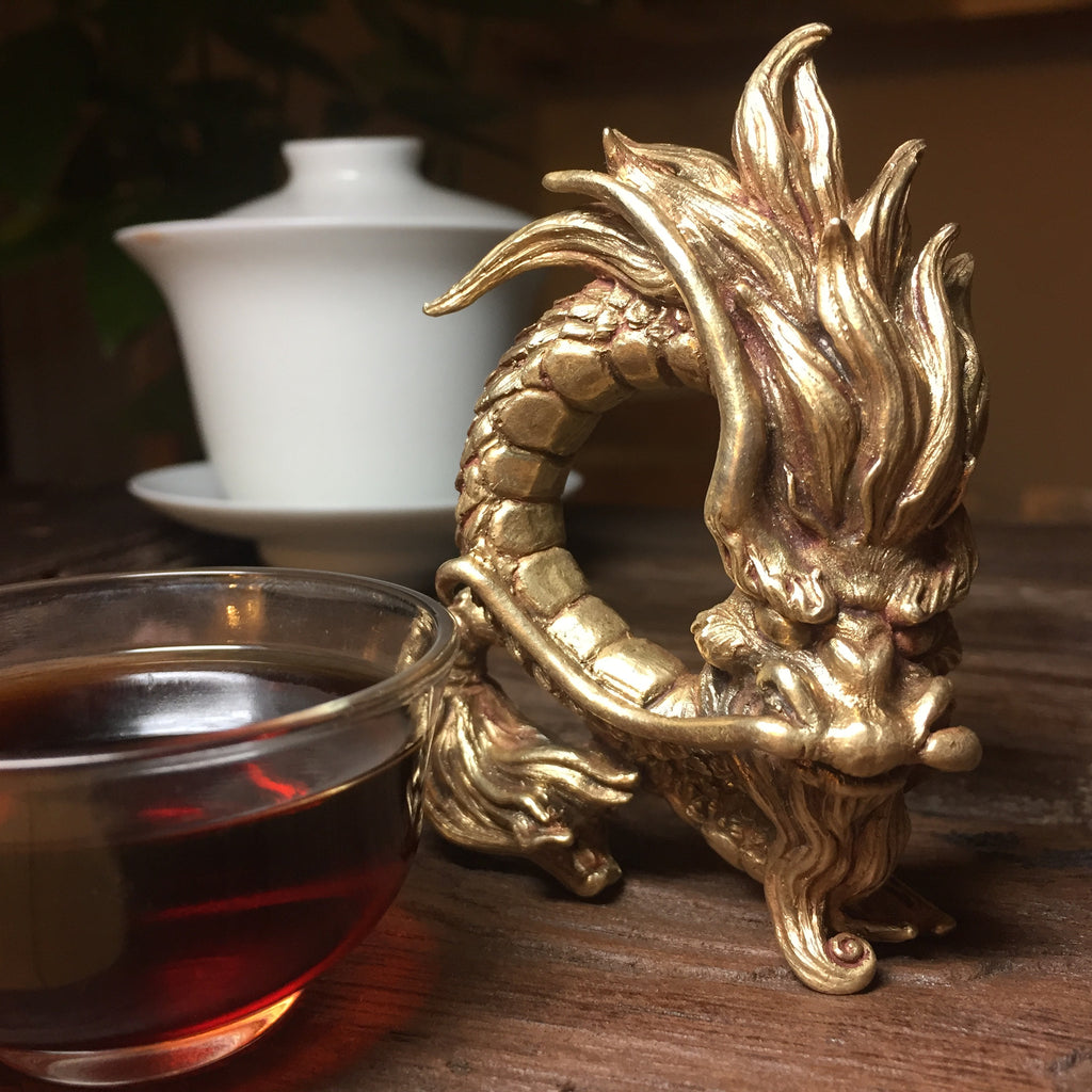 Tea Table Guardian - Dragon Tea Pet