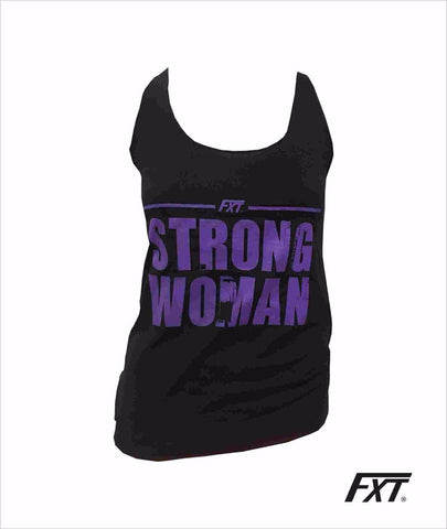 Tshirt Strong Woman Purple !!!  (Dama)
