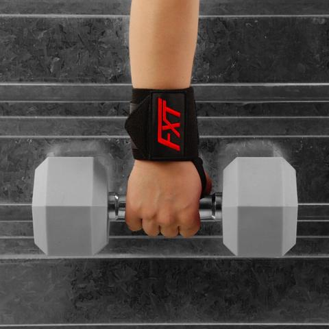 .Strong Wraps  Black/Red