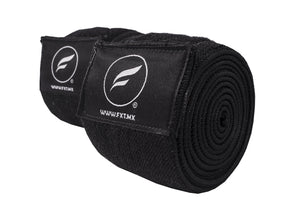 Knee Wraps  Black/Black