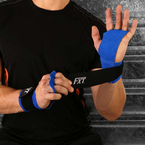 Hand Grips PRO-Blue