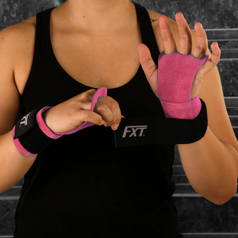 Hand Grips PRO-Pink
