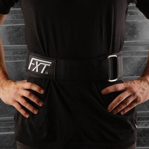 Competition Belt FXT Silver