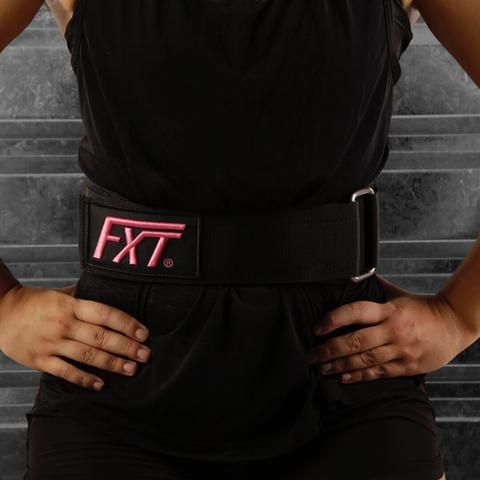 Competition Belt FXT Pink Neon