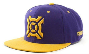 PRGNX YELLOW / PURPLE SNAPBACK