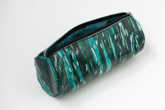 Upcycled Pencil Case Bag by Biji-Biji Initiative (Banner Bag)