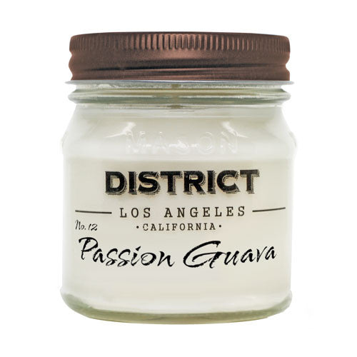 Passion Guava Soy Beeswax Candle