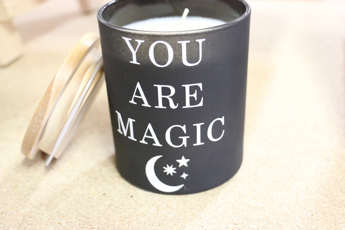 """You Are Magic"" Candle"