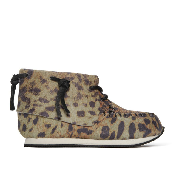Stone Moccasin | Leopard