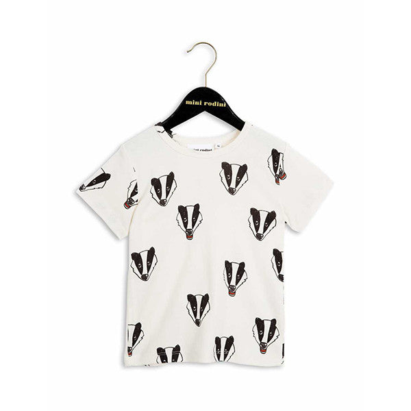 Badger T-Shirt | Off-White