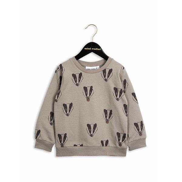 Badger Sweatshirt | Grey