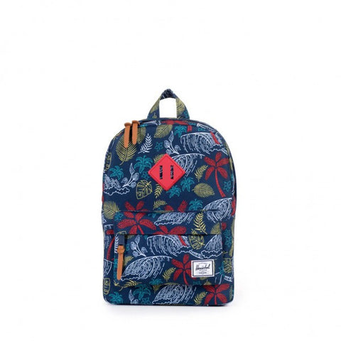Heritage Backpack | Kingston Red