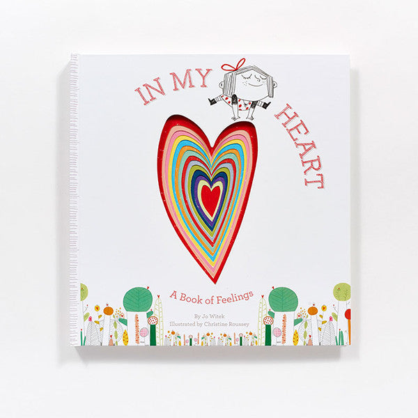 In My Heart | A Book of Feelings