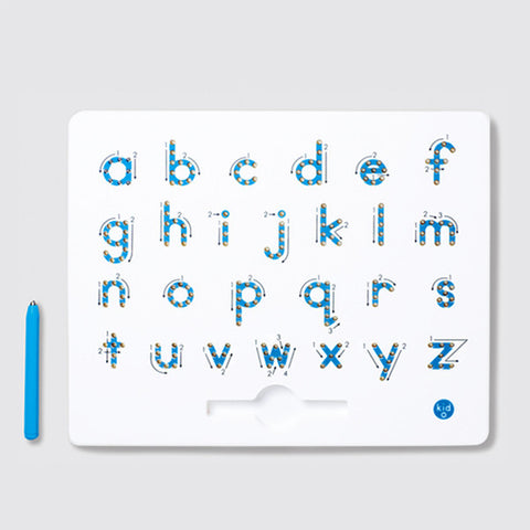 a to z Lower Case Magnatab