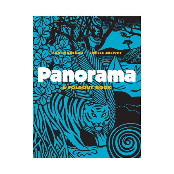 Panorama | A Foldout Book