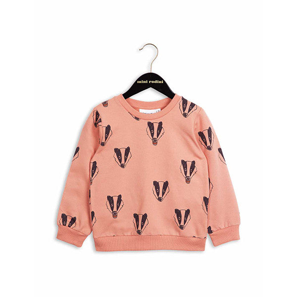 Badger Sweatshirt | Pink