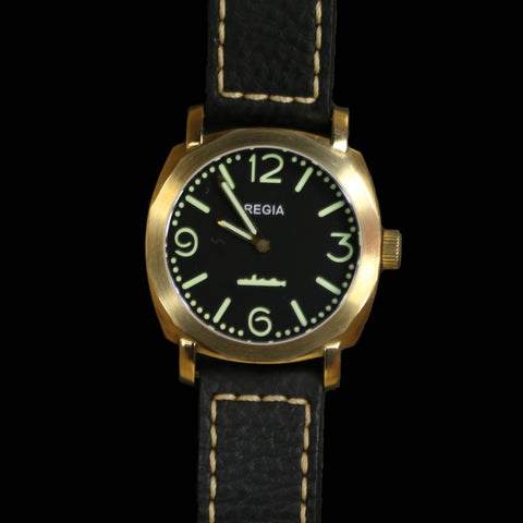 R103 /Black - Number dial (NEW plain bezel) (free shipping)