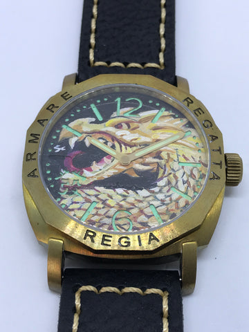 Hand painted Dragon - Style 1 <1 piece only> (free shipping)