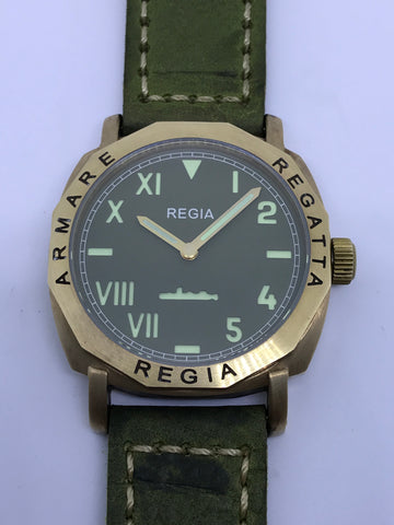 R102 /Army Green - Cali dial (free shipping)