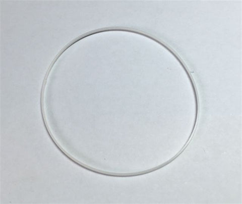 Purchase additional crystal gasket (free shipping)