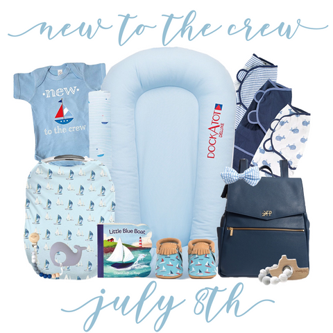 July 8th- New To The Crew