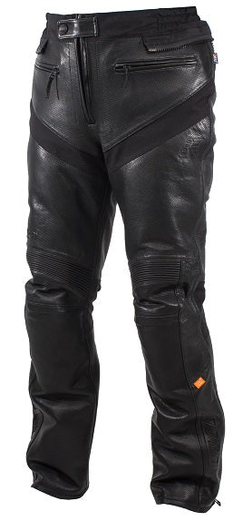 Aramos waterproof leather trousers