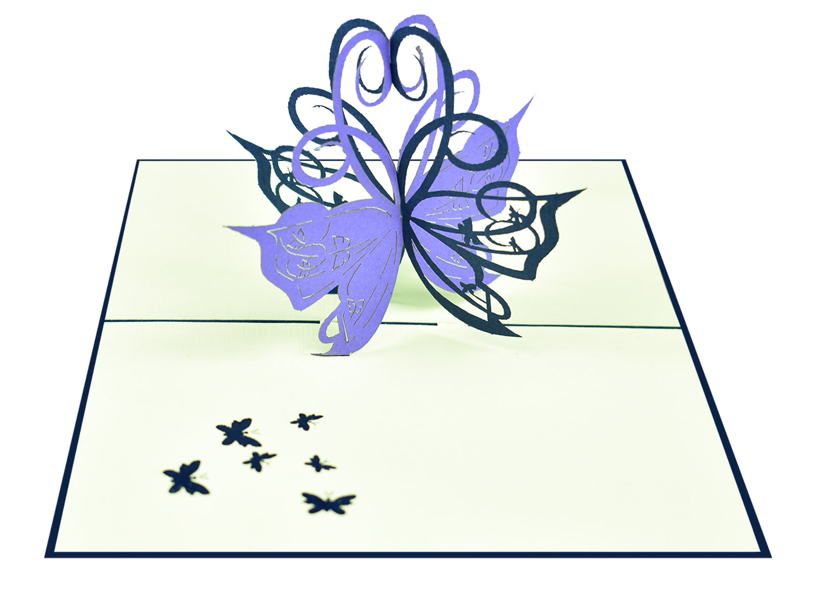 Butterfly 3D Pop Up Card