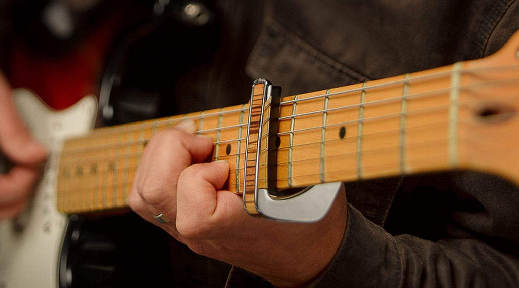 3 Ways A Capo Can Unlock Your Guitar Playing