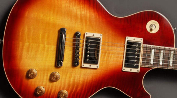 Iconic Guitars: The History of the Gibson Les Paul