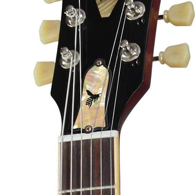 "GibsonbyThalia Custom Parts ""Save the Bees"" Honeycomb 