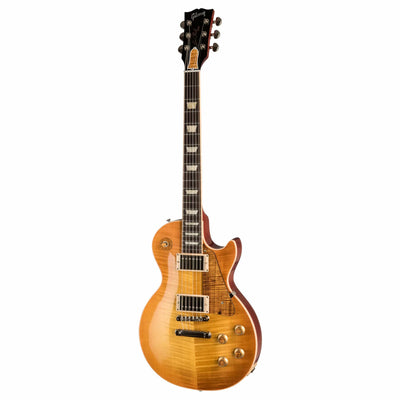 GibsonbyThalia Gibson Custom Parts AAA Curly Hawaiian Koa | Les Paul Custom Parts Complete Kit (Save $15) / Unburst / Covered