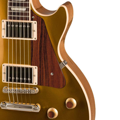 GibsonbyThalia Gibson Custom Parts Indian Rosewood | Les Paul Custom Parts Pickguard / Goldtop / Covered