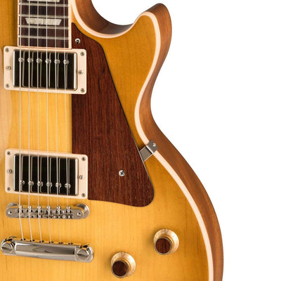 GibsonbyThalia Gibson Custom Parts Indian Rosewood | Les Paul Custom Parts Pickguard / Honeyburst / Covered