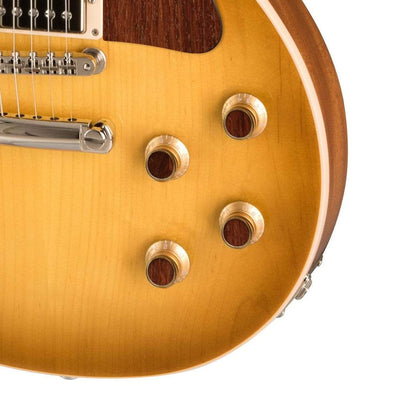 GibsonbyThalia Gibson Custom Parts Indian Rosewood | Les Paul Custom Parts Top Hat Knobs / Honeyburst / Covered